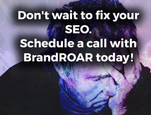 Frustrated by SEO