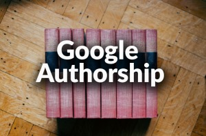 Google Authorship Books